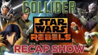 Collider Star Wars: Rebels Recap and Review Season 2 Episode 15 - The Honorable Ones