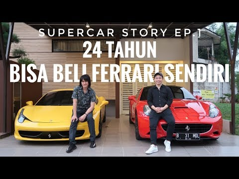 SUPERCAR STORY EP. 1 Feat. Rico Huang