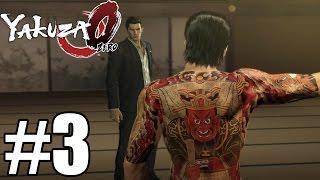 Yakuza Zero Gameplay Walkthrough Part 3 - PS4 Pro
