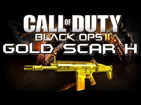 GOLD SCAR H The Mid Range Monster BO2 Weapons Advice