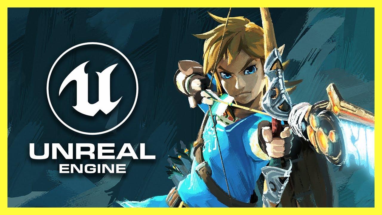 Tutorial Series: Zelda Breath of the Wild in UE4