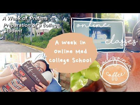 ????online medtech college: a preparation week for online prelims ?????????
