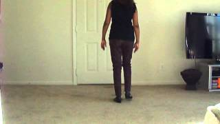 Clap Along (Beginner Line Dance)