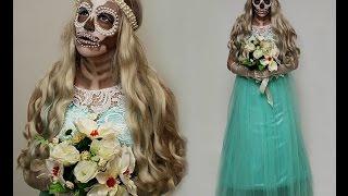 Аликова Тома,макияж и полноценный образ. Хэллоуин. Halloween.Макияж.MakeUp.Alikova Toma.