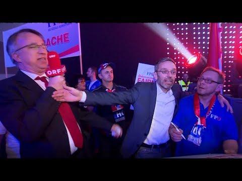 Peter Klien: FPÖ-Wahlkampfauftakt (Nationalratswahl 2017)   Willkommen Österreich