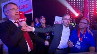 Peter Klien: FPÖ-Wahlkampfauftakt (Nationalratswahl 2017) | Willkommen Österreich