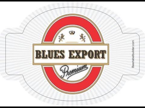 The Blues Export publicity
