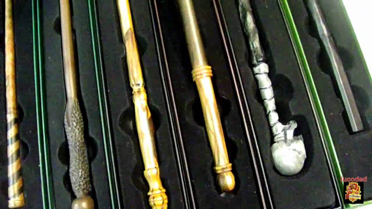 13 new wands harry potter by noble collecion scabior wand
