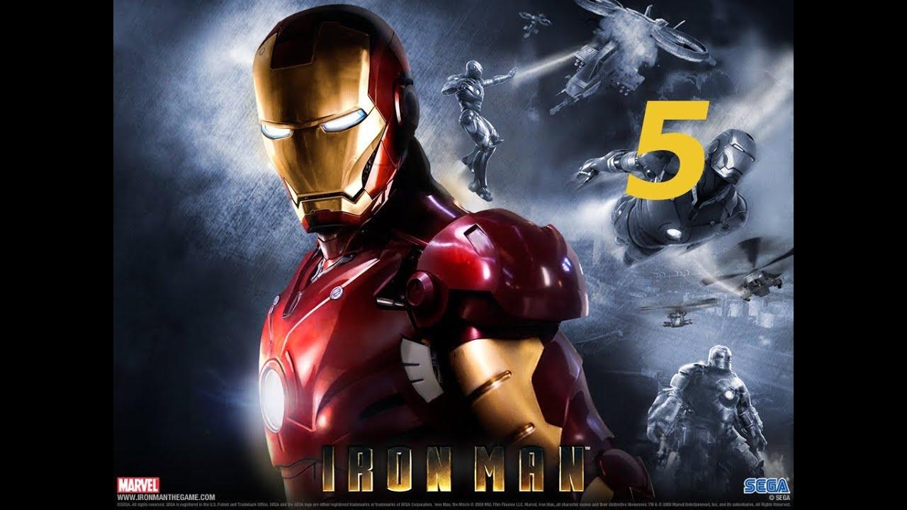 Iron Man Gespielt Von