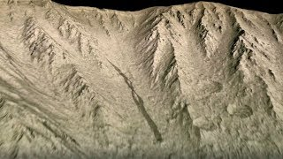Flight over Mars, Pyramids, Cities, the Green Zone, & Rivers