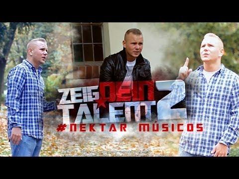 Nektar Músicos - Pegasus [Zeig dein Talent 2] (HD)