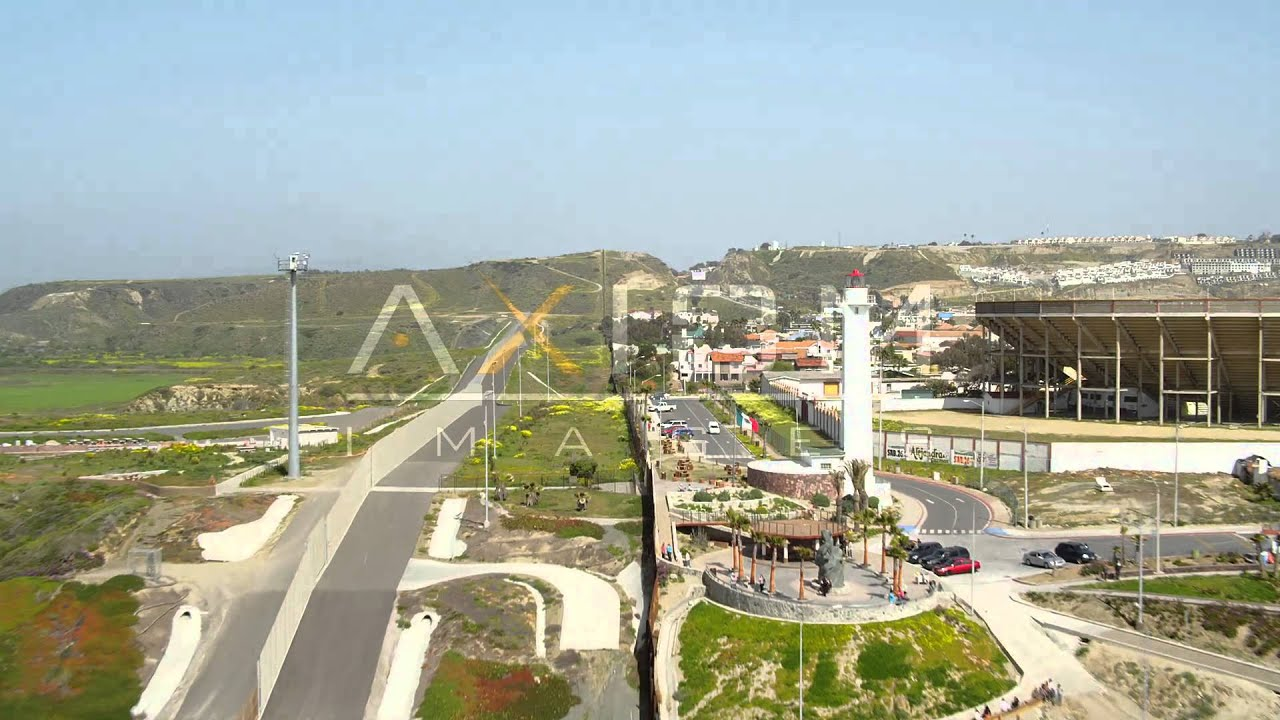 USMexico Border Aerial Stock Footage And Videos DCA YouTube - Aerial maps over mexican us border