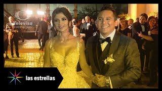 Edwin Luna juró amor eterno a Kimberly Flores | Las Estrellas