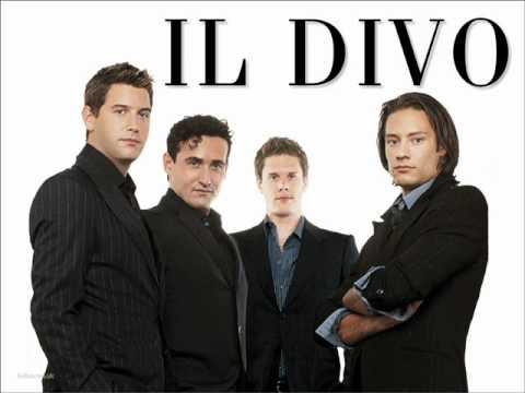 Il divo vivo por ella youtube - Il divo discography ...