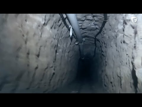 Deep inside El Chapo's secret tunnels | Capturing El Chapo Part 3