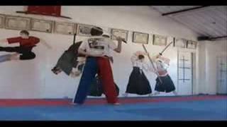 Sword Trick tutorial