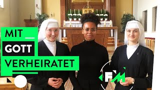 Nonne werden: Leben ohne Smartphone, Geld und Sex