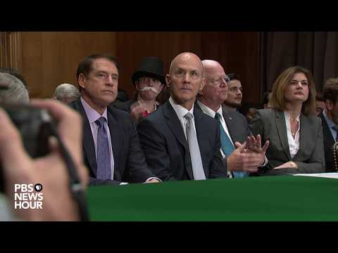 WATCH: Former Equifax CEO testifies before Senate Banking Committee