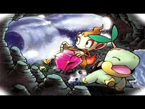 Pokémon Mundo Misterioso 2 Exploradores del Tiempo...