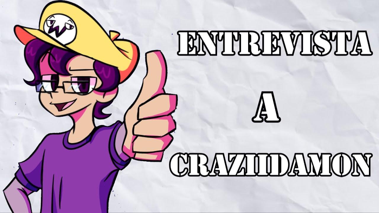 Entrevista a CraziiDamon