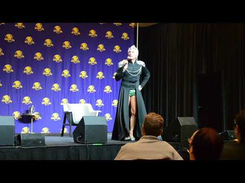 DragonCon 2018  Saturday  The John Barrowman !  Part 1 of 4
