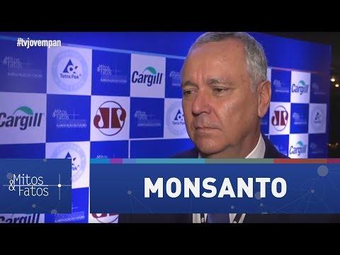 Diretor Da Monsanto Fala Sobre O Papel Da Ciência Na Segurança Alimentar