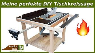 meine perfekte tischkreiss ge selber bauen youtube. Black Bedroom Furniture Sets. Home Design Ideas