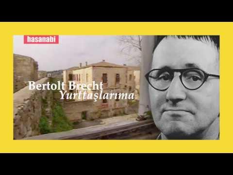 Bertolt Brecht - Yurttaşlarıma