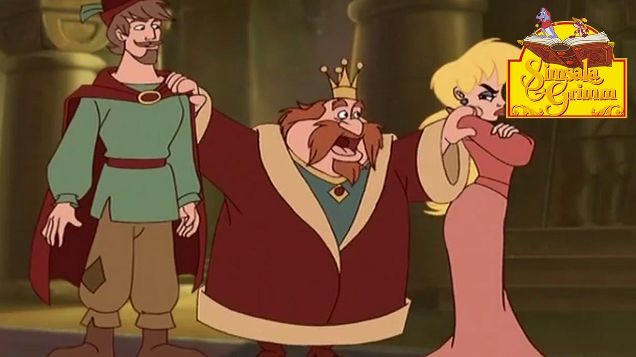 Download Le Roi Truc-Machin - Simsala Grimm HD   Dessin animé des contes de Grimm