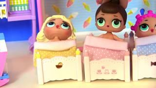 Мультики Барби Мультик. ПРИВИВКА! Пупсики. Куклы ЛОЛ! Видео для Детей #Cюрприз