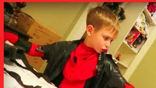BTS 12 hours: Making a viral superhero real life movie SuperHero Kids BTS 6