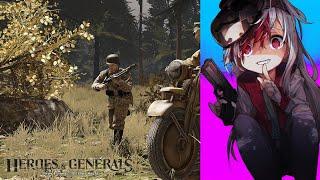 """게임 """"Heroes & Generals""""에서 중고방에 …"""
