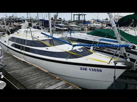 The sailing life Part 1: My new sailboat