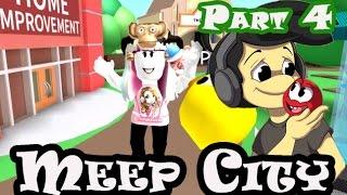 ROBLOX : นี้มันThe simนี้หว่า MeepCity PART 4 (Progress89)