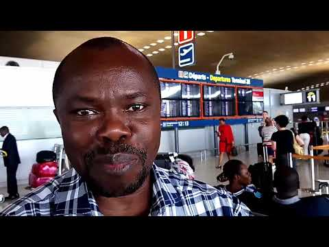 Air France :Le calvaire des passagers africains- 2 AFRICAINS