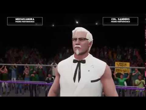 LBW NEW GEN EPISODE 2 (WWE 2K18)