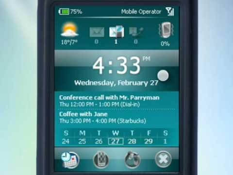 Spb Mobile Shell 2.0: Device