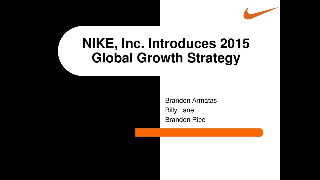 nike strategic plan Constant innovation has been the byword for nike's success this case study analyses the ever-evolving marketing strategies adopted by nike to become a global brand.