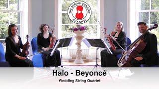 String Quartet performance of Halo - Beyonce. #StringQuartet #Halo ...