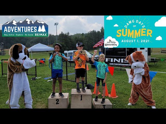 Dawg Days of Summer   Kids Mountain Bike Race