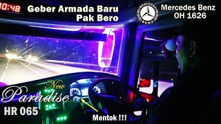 Download Video AKSI BALAP PAK BERO Dengan ARMADA BARU HR 065 New Paradise MP3 3GP MP4