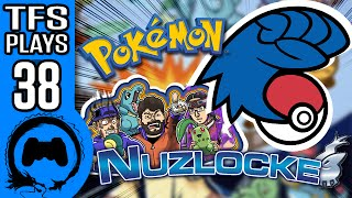 Pokemon Silver NUZLOCKE Part 38 - TFS Plays - TFS Gaming