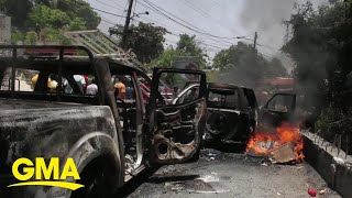 Haiti on edge as country reels from assassination of its president