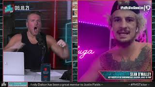 The Pat McAfee Show   Friday June 18th, 2021
