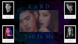【COLLAB COVER】 KARD - You In Me