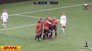 Highlights Farum BK/FCN - Sundby BK: 1-0