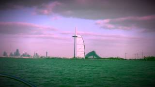 Yacht Sailing to Burj Al Arab from the Dubai Marina Yacht Club