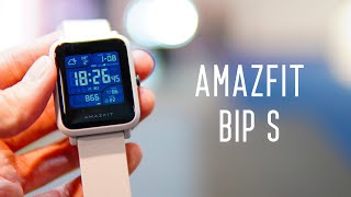 Amazfit BIP S! It's Finally Here! Everything You Need To Know.