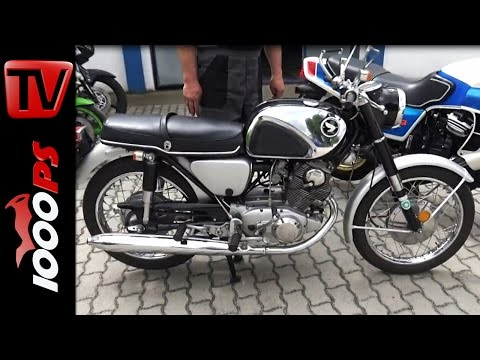 Honda CB77 Walotti-Tuning Foto