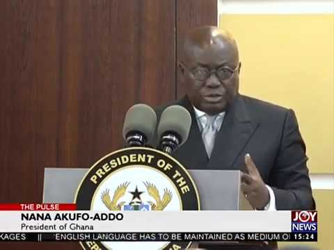 Ghana's Security - The Pulse on Joy News (25-1-17)